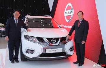 Nissan X-Trail V-Series ra mắt, dành riêng cho Việt Nam
