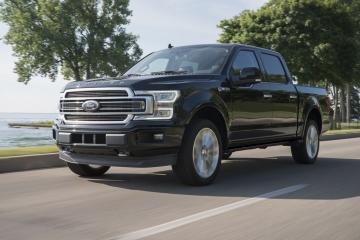 Ford nâng giá 'siêu bán tải' F-150 mới